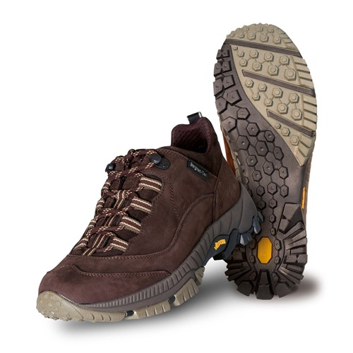 Chaussures Berghen grasse dark brown