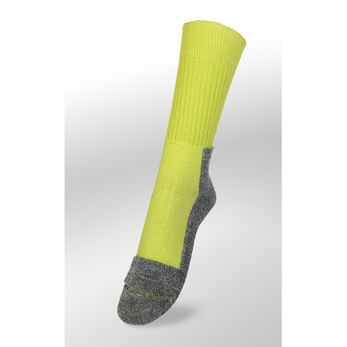 Chaussettes Veith light wild lemon merino