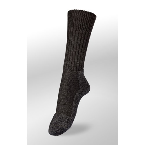 Chaussettes Veith strong anthracite merino