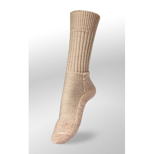 Chaussettes Veith strong sand merino