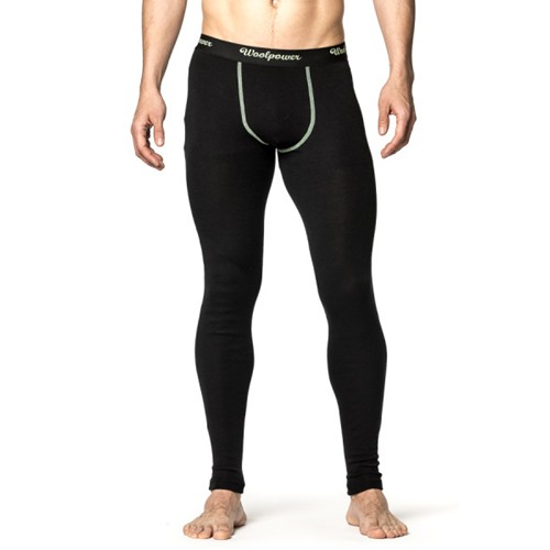 Collant Woolpower long johns lite homme merinos