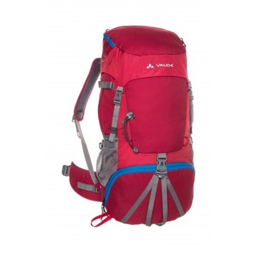 Sac à dos trekking Vaude hidalgo 42+8L indian red