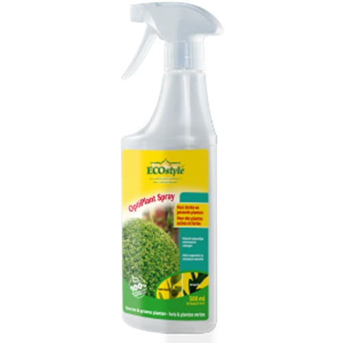 Optiplant spray buis et plantes vertes Ecostyle 500ml