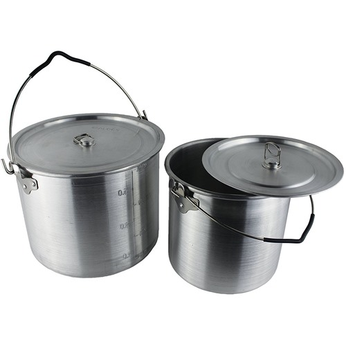 Set de casseroles de camping Yellowstone