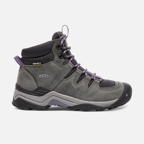 Chaussures Keen gypsum II gris-mauve dame
