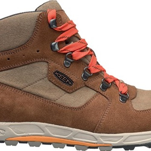Chaussures Keen westward brun-orange homme