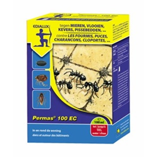 Insecticide emulsionnable Permas 100ml
